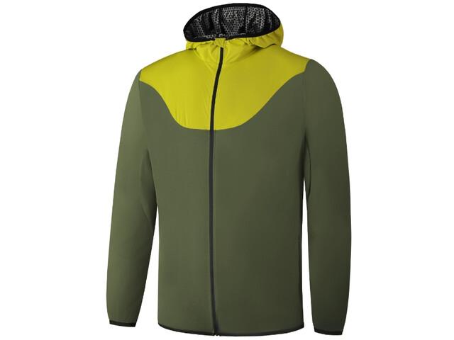 Shimano Nagano MTB Variable Jacket Men olive